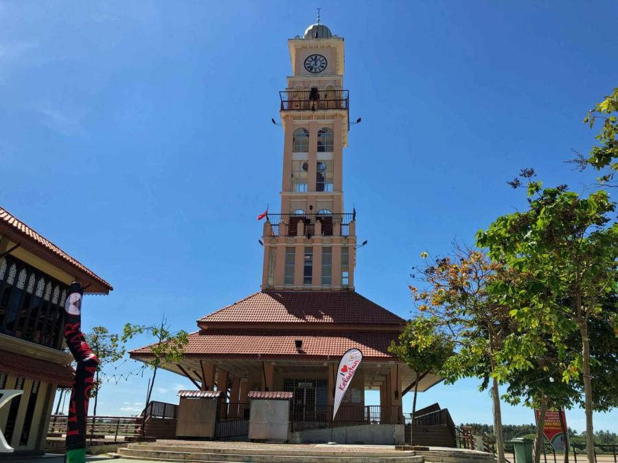 Sehenswürdigkeiten in Kota Bharu: Clock Tower
