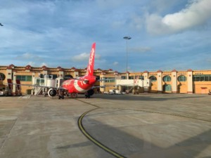 Flughafen in Kota Bharu