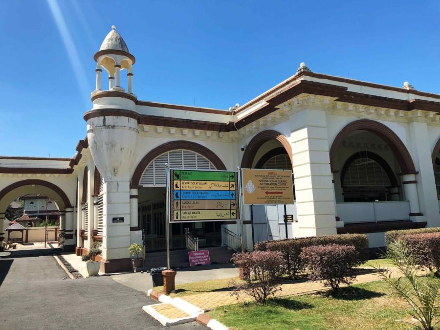 Sehenswürdigkeiten in Kota Bharu: islamische Moschee Masjid Al-Muhammadi