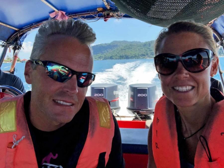 Tipps & Highlights: Fahrt mit dem Speedboot von Kota Bharu auf die Perhentian Islands