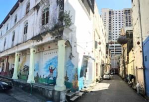 Street Art in Kota Bharu
