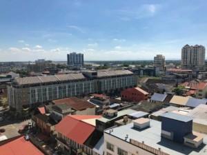 Kota Bharu von oben