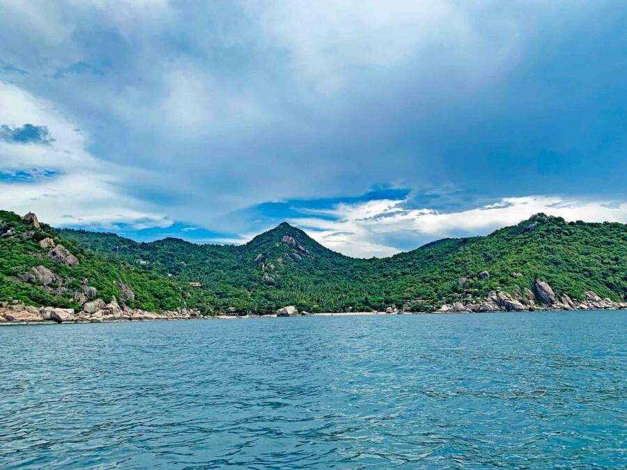 Ao oder Aow Leuk, die tiefe Bucht ist ein weiteres Schnorchel Highlight