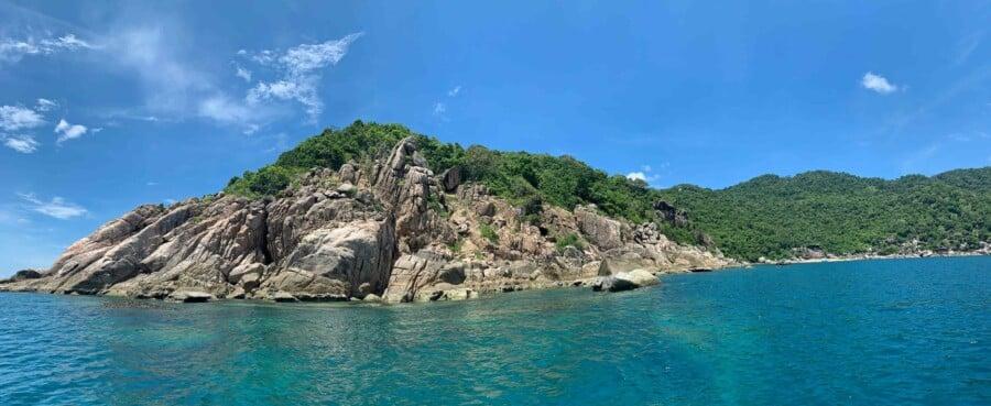 Panorama in der Shark Bay