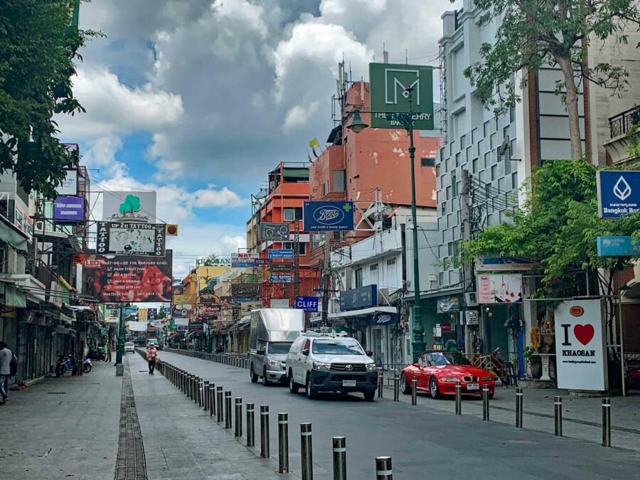 ehenswürdigkeiten, Highlights & Tipps: Khao San Road in Bangkok 2020